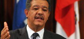 Leonel Fernández será jefe de misión de observadores de la OEA en elecciones de Ecuador