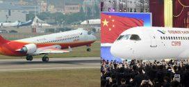 Competidores alerta: China se lanza al mercado de los aviones comerciales