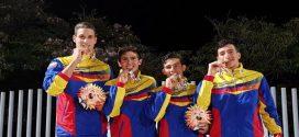 JUEGOS BOLIVARIANOS: Venezuela alcanza 165 medallas en Santa Marta