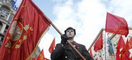 En todo el mundo se celebró el centenario de la Revolución Bolchevique