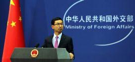 China respondió declaraciones de Trump sobre Mar Meridional