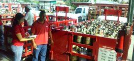 1.280 nuevos cilindros se incorporan al proceso de distribución de Gas Comunal