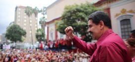 Usuarios en redes sociales felicitaron al presidente Maduro por su cumpleaños (+tuits)
