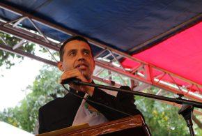 Transporte, economía y vialidad serán prioridad según alcalde de Iribarren