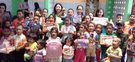Fundación del Niño del estado Lara entregó juguetes a más de 200 pequeños en la fiesta de inicio a la Navidad