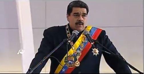 Presidente Maduro destacó homenaje rendido al Libertador Simón Bolívar este domingo