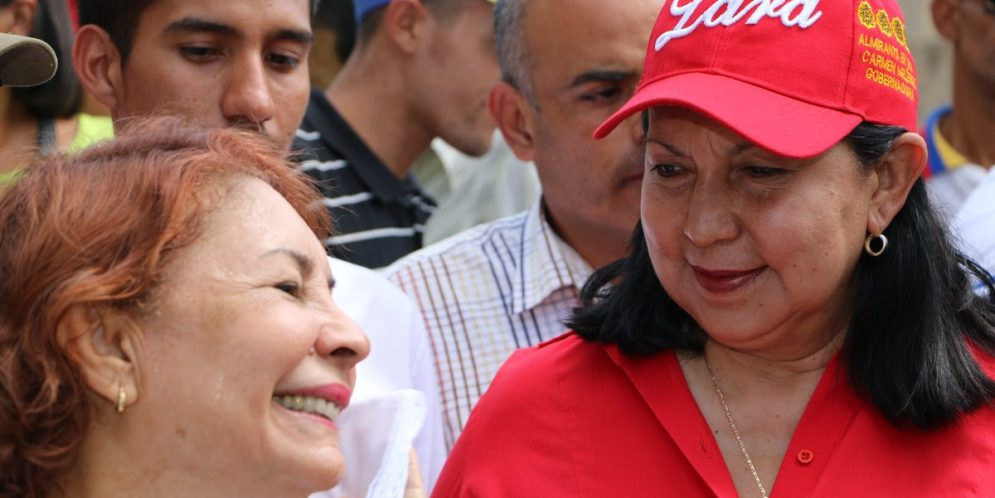 Gobernadora Carmen Meléndez invitó al pueblo de Lara a votar