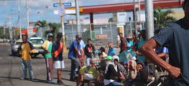 Persisten protestas y cierres de vías por falta de gas doméstico