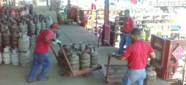 Comunidades atendidas con jornadas especiales de gas doméstico