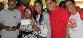 Gobernación de Lara  hizo entrega de ayudas técnicas a familias del municipio Torres