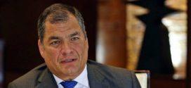 Suspenden audiencia contra expresidente Rafael Correa