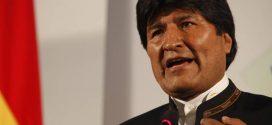 Evo Morales pide a Piñera cerrar las heridas históricas entre Bolivia y Chile