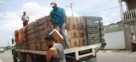 """Carmen Meléndez: """"Trabajamos en alianza perfecta para llevar alimentos a todos los larenses"""""""