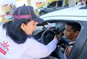 Gobernadora Carmen Meléndez reinauguró el peaje El Cardenalito