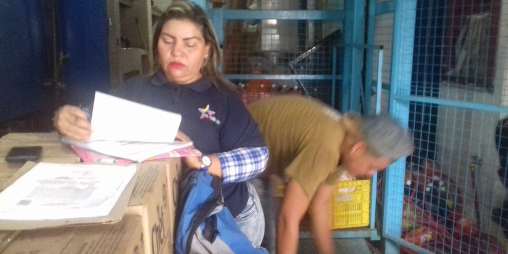 Detectan 220 piezas de pernil acaparados en panadería del estado Lara