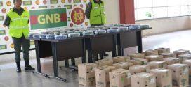 Fabricados en condiciones insalubres: GNB incautó 13 mil 600 kits para cirugías