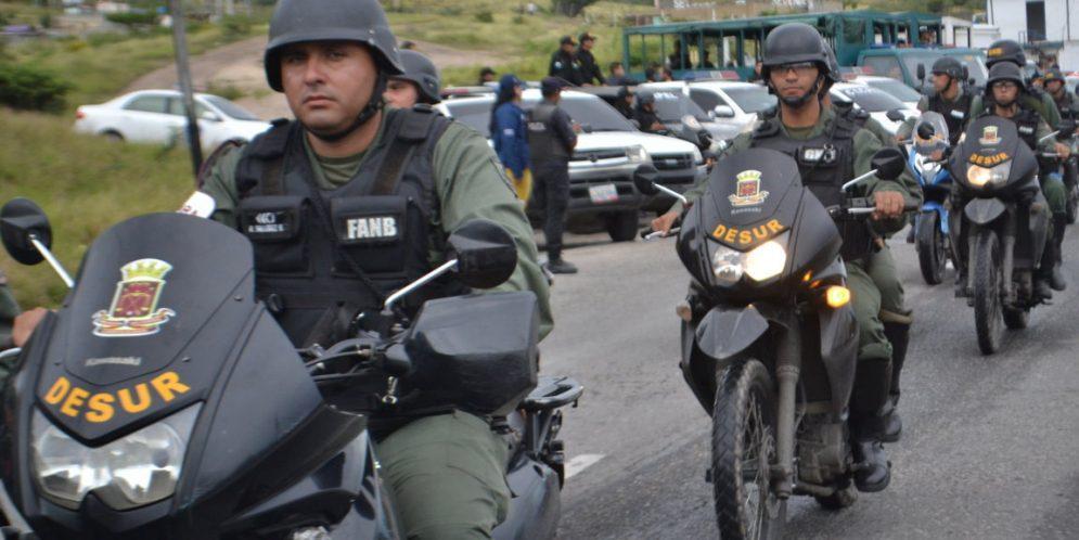 Gobierno Bolivariano de Lara aumenta despliegues de seguridad los fines de semana