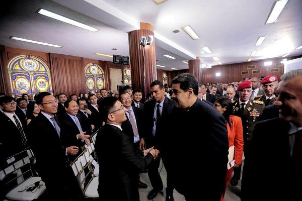 Jefe de Estado: Construyamos un poderoso sector empresarial a través de relaciones comerciales con China