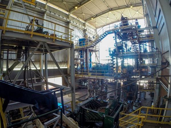 Coltán procesado en Venezuela multiplicará ganancias por cada tonelada del mineral