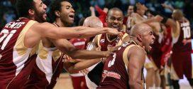 Vinotinto de baloncesto recibirá a Canadá en Parque Miranda
