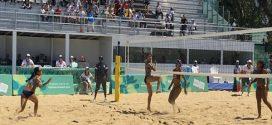 Venezuela triunfa en Voley Playa en los Juegos Olímpicos de la Juventud