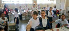Escuela Inocente Vásquez Abreu pide autoridades solventar problemáticas de gas y agua