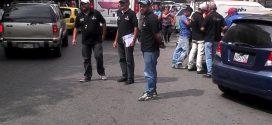 Sancionan  40 transportistas por incumplimiento de normativa legal