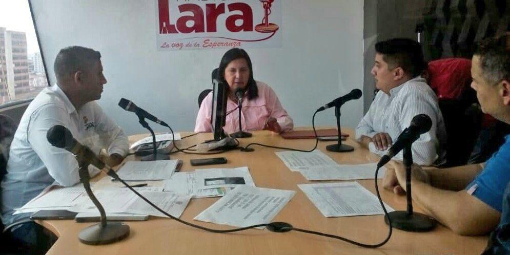 """Fundasel dio inicio a su programa """"Lo Social es lo Primero"""" por Radio Lara 107.5 FM"""