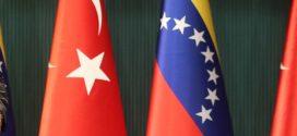 Venezuela y Turquía revisan cooperación estratégica bilateral