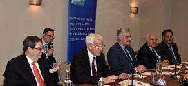 Presidente de Cuba sostuvo encuentro con empresarios británicos