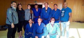 Presidente Maduro aupó a la selección de judo con discapacidad visual