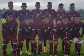 Desde este jueves Venezuela buscará el boleto para su tercer mundial de fútbol sub 20