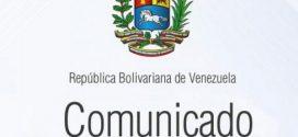 Venezuela denuncia que arremetida de gobiernos satélites continúa
