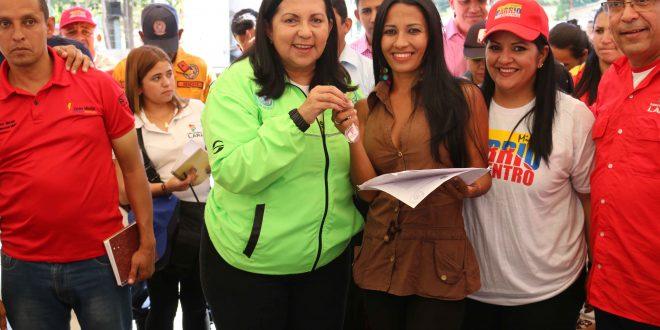 Con jornadas integrales especiales Gobierno Bolivariano entrega viviendas en Lara