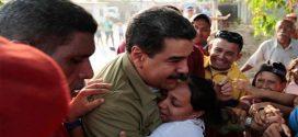 Presidente Nicolás Maduro envió un mensaje de gratitud y apoyo al pueblo venezolano