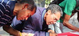 Continúa recolección de firmas para exigir cese de ataques del gobierno de EE.UU.