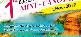 Larenses disfrutarán de la primera exhibición de mini-canotaje