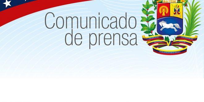 COMUNICADO | Venezuela denuncia prácticas comerciales ilegales de EEUU y Colombia