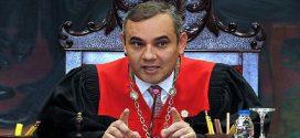 Presidente del TSJ pidió allanar inmunidad parlamentaria de Juan Guaidó