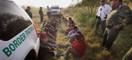 EEUU incrementó la cifra de migrantes detenidos en la frontera con México