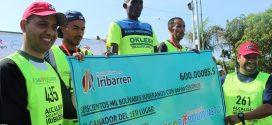 Carrera 10 K EcoBarquisimeto recolectó más de 3 mil kilos de material de reciclaje