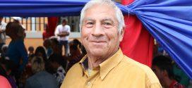 GENTE BQTO Luis Ortega, habitante de El Coriano