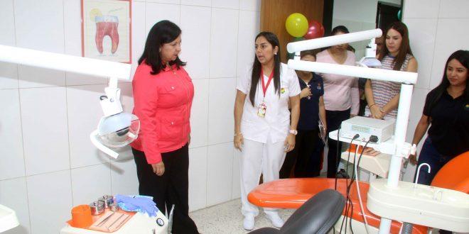 Reinaugurada Sala de Servicio Odontológico para servidores públicos de la Gobernación de Lara