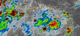 Onda tropical 45 originará precipitaciones en gran parte del país