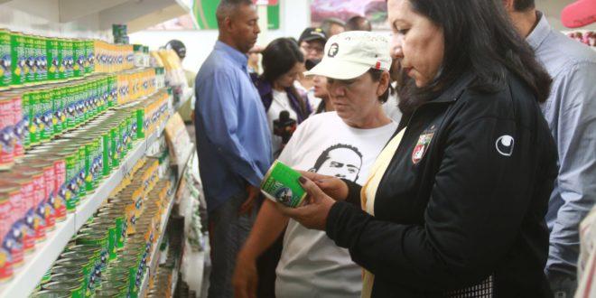 Más de 9 mil familias beneficiadas con la inauguración del Súper Abast en el municipio Palavecino
