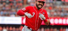 Nuevo record de cuadrangulares para venezolanos en MLB