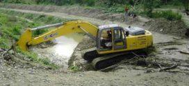 Trabajos de mantenimiento y recuperación recibe Quebrada El Mayal