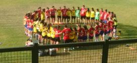 Selección de Paraguay entrenó en Barquisimeto