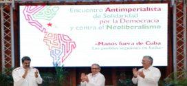 Presidente de Cuba: El principal enemigo a derrotar es la mentira imperialista