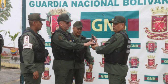 En Lara: GNB ha logrado incautar 922 armas de fuego durante el año 2019